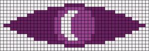 Alpha pattern #14718