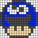 Alpha pattern #14720
