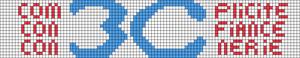 Alpha pattern #14726