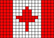Alpha Friendship Bracelet Pattern #14728
