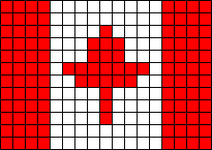 Alpha pattern #14728