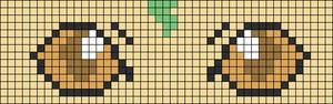 Alpha pattern #14729