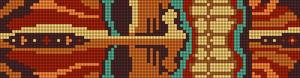 Alpha pattern #14731