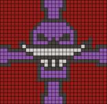 Alpha pattern #14732