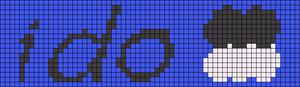 Alpha pattern #14734