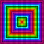 Alpha pattern #14741