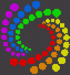 Alpha pattern #14742
