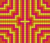 Alpha pattern #14744