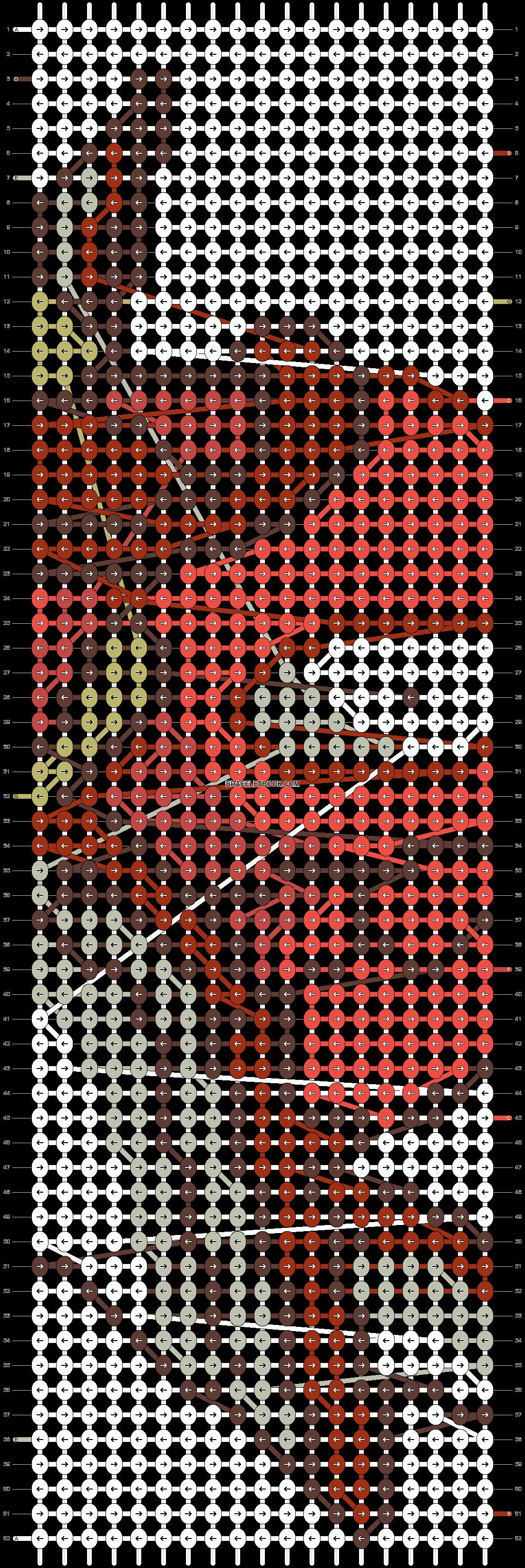 Alpha pattern #14747 pattern