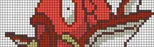 Alpha pattern #14747