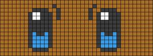 Alpha pattern #14754