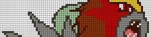 Alpha pattern #14758