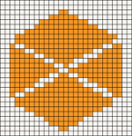 Alpha pattern #14764