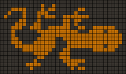Alpha pattern #14768