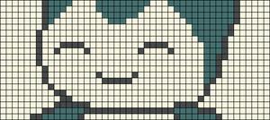 Alpha pattern #14773