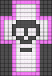 Alpha pattern #14775