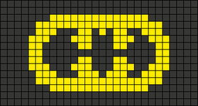Alpha Friendship Bracelet Pattern #14783