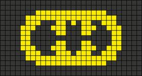 Alpha pattern #14783
