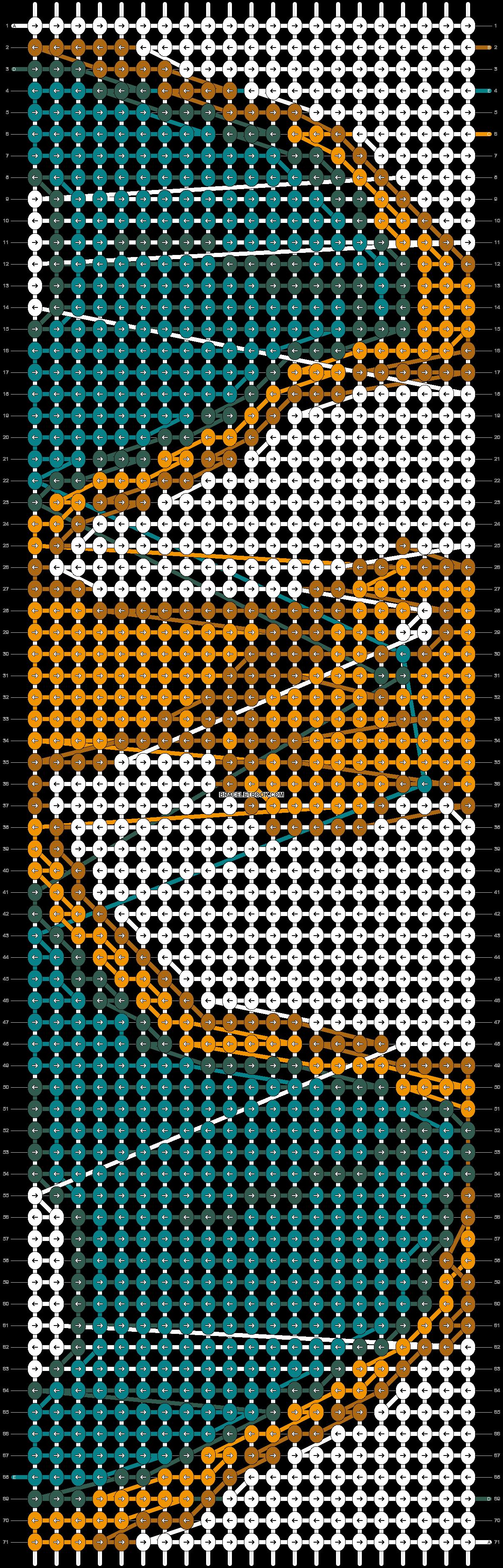 Alpha pattern #14787 pattern