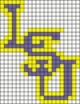 Alpha pattern #14803