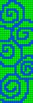 Alpha pattern #14808