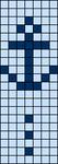 Alpha pattern #14817