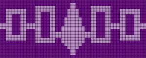 Alpha pattern #14819