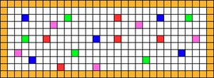Alpha pattern #14830