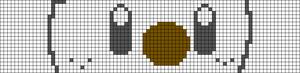 Alpha pattern #14834