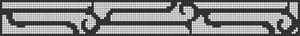 Alpha pattern #14836