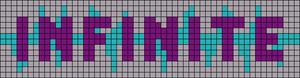 Alpha Friendship Bracelet Pattern #14840