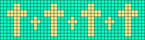 Alpha pattern #14842