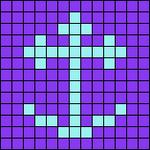 Alpha pattern #14848