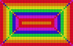 Alpha pattern #14860