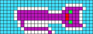 Alpha pattern #14865