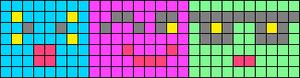 Alpha pattern #14866
