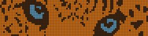 Alpha Friendship Bracelet Pattern #14875
