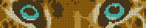 Alpha pattern #14878
