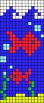 Alpha pattern #14884