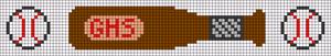 Alpha pattern #14885