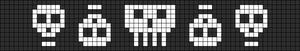 Alpha pattern #14890