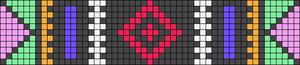 Alpha pattern #14918