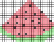 Alpha pattern #14933