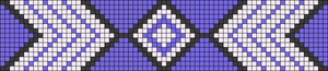Alpha pattern #14935