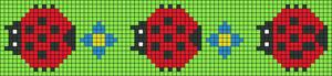 Alpha pattern #14945