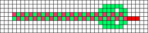 Alpha pattern #14952