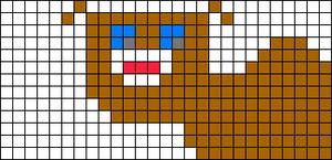 Alpha pattern #14955