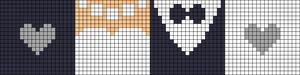 Alpha pattern #14956