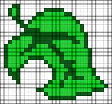 Alpha pattern #14966