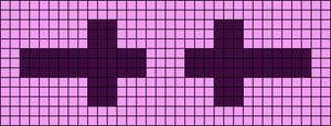 Alpha pattern #14967